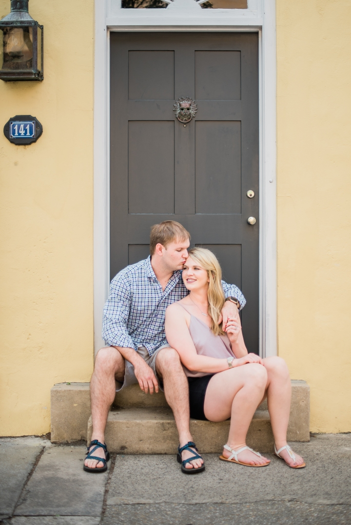 Andrew and Allie ~ Downtown Charleston, SC~