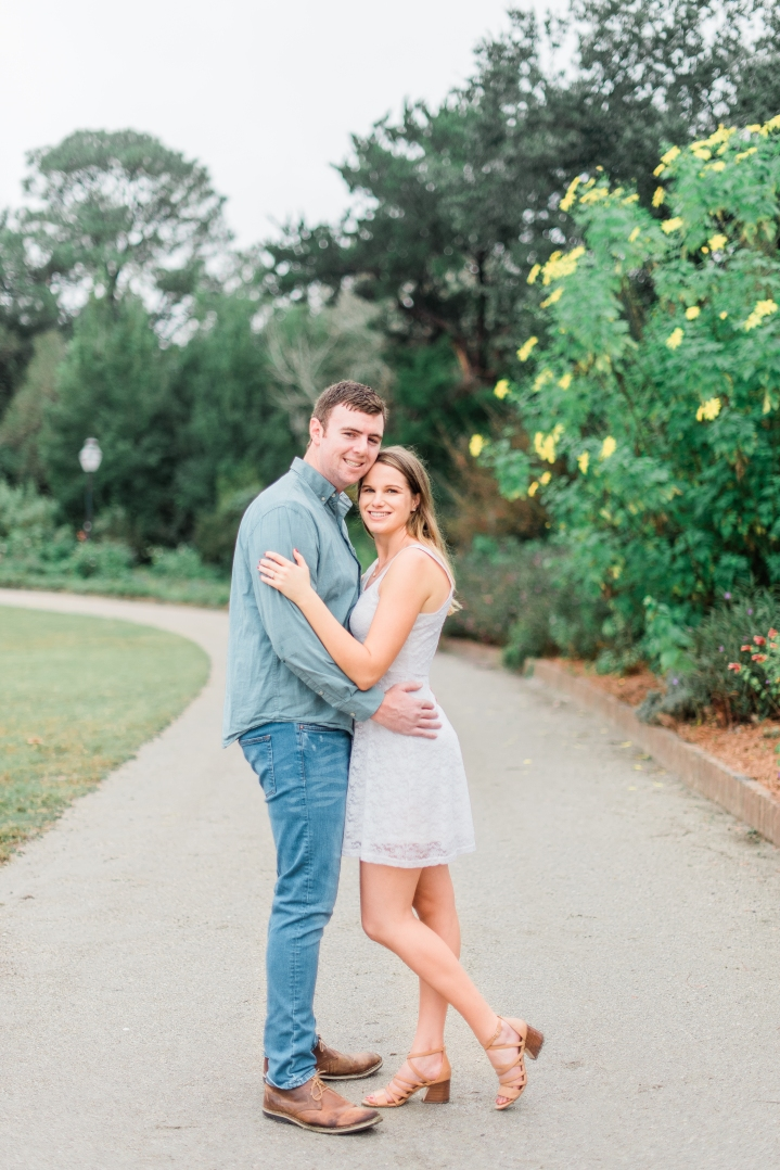 Andy and Rachel ~ Hampton Park ~ Charleston, SC