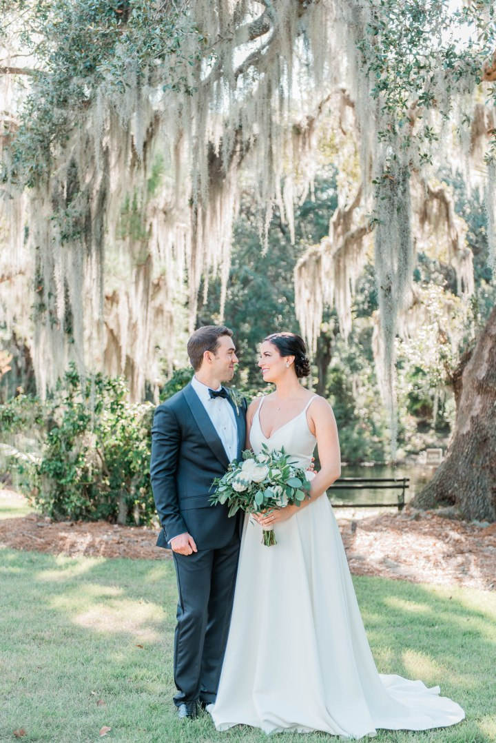 Clay and Caitlin ~ Lagare Waring House ~ Charleston, SC