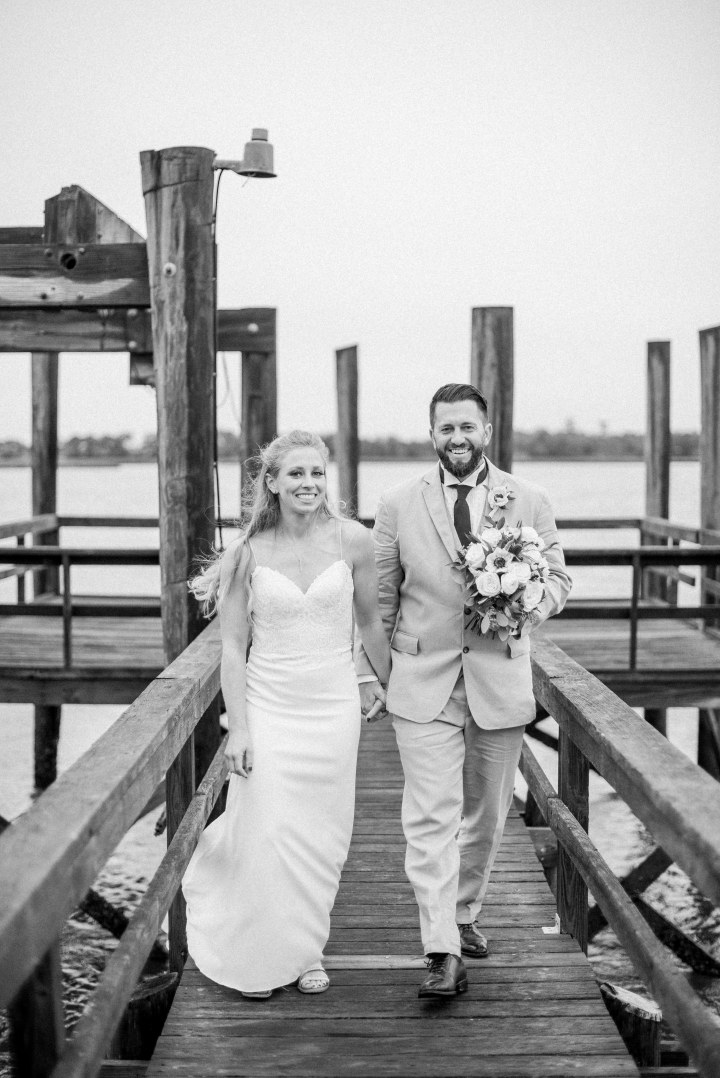 Kian and Chloe ~ The Island House ~ Charleston, SC