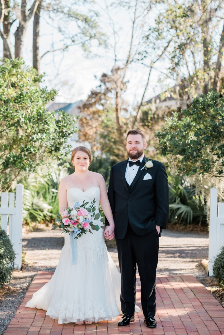 Alex and Megan ~ Creek Club at I'on ~ Charleston, SC ~
