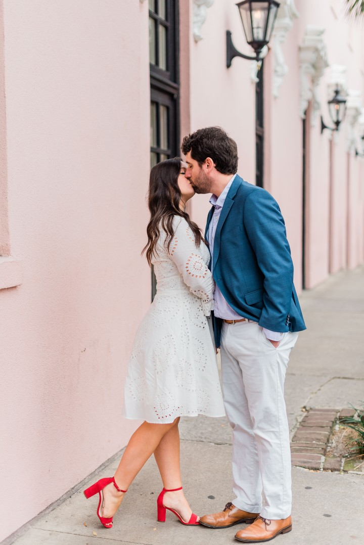 Luke and Julia ~ Downtown Charleston, SC ~