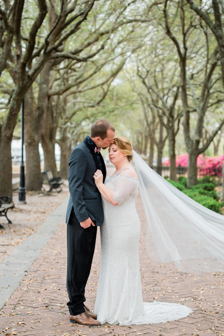 Justin and Amanda ~ Downtown Charleston, SC ~